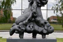 S.A.R. LE PRINCE CONSORT HENRIK DE DANEMARK / Oeuvres & productions de l'artiste S.A.R. LE PRINCE CONSORT HENRIK DE DANEMARK, au sein de la galerie Jardins en Art
