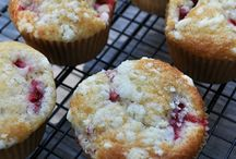 Muffins/breads/desserts/cakes//cookies / by Kimberly Payton