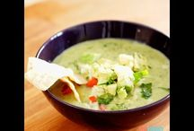Soups, stews, and mush / Winter foods
