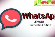 Download WhatsApp Plus (WhatsApp+) JiMODs Apk Android
