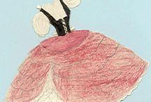 Illustration | Vintage Paper Dolls
