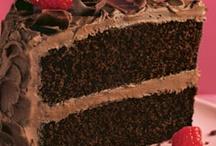 Cake and more cake!