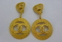 Vintage Designer Jewelry / Amazing collection of authentic Vintage Designer Jewelry, specialising in Chanel and Yves Saint Laurent.