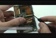 Ipod repairs and arsing about / by Andy Hogarth