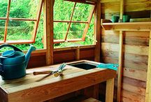 Garden Shed / by Sheena Carswell