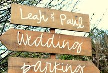 Wed / Wedding Ideas