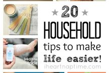Household Solutions, hints, and remedies  / by Amy Daugherty