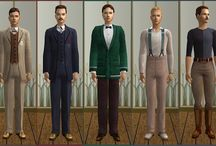 TS2 - Fantazy & Historical - Clothes - Male