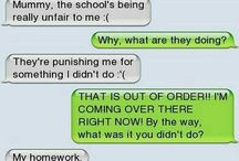 *Funny texts*