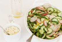 Salad Recipes / by Kimi Tran