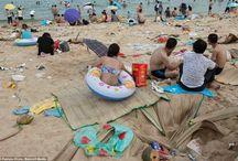 Η πιο βρώμικη παραλία στον κόσμο! [photos + video]