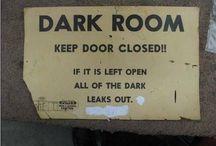 Photography - The Dark Room