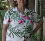 Women's Shirts & Blouses made in Hawaii / Women's made in Hawaii shirt, blouse & pull over styles in cotton and rayon.