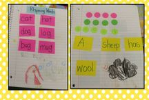 First Grade / by Caitlin Christine
