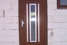 vstupni dvere
