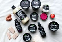 Lush / the love i have for lush :)