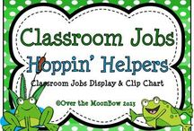 Classroom - Frogs