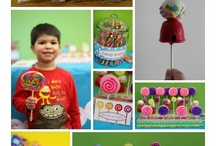 willy wonka birthday party / by Kayla Reed