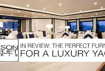 M&O in Review: The Perfect Furniture for a Luxury Yacht