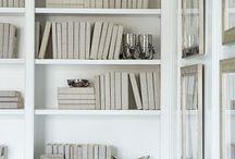 Home decor: Bookcase style