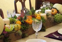 Thanksgiving / Arrangements for your home during Thanksgiving