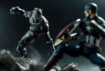 Action figurine Super Heroes