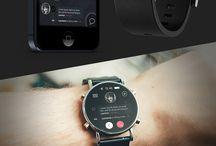 Smart/Applewatch UI