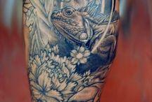 My work, my tattoos