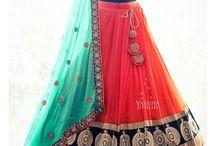 Bollywood Lehenga Cholis