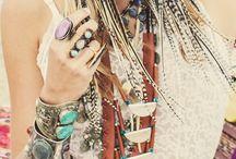 Bohemian Style Clothing / Inspiratie voor ontwerpen