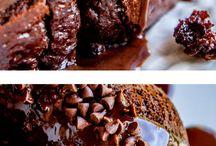 death by chocolate / Dessert board