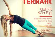 Get TerraFit with Steff