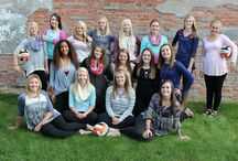 Lady Tornado Volleyball~Varsity 2015