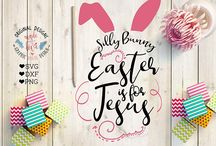 Easter Spring SVG Designs / Discover all Of Our Seasonal Spring and Easter designs available in SVG, DXF and PNG for personal and small business use.