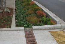 Hulevedet julkisilla alueilla - stormwater public spaces / Hulevesien hyötykäyttö