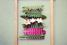 Tkanie / tkanie, weaving, weave