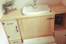 トイレの改造