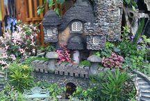 maison de fées
