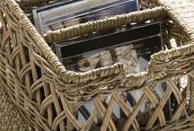 Wicker storage
