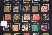Japanese themed quilts