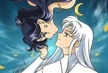 Luna and Artemis ❤️❤️