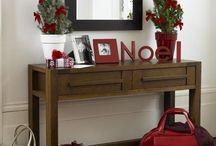 CHRISTMAS RED COLOR CODE /  HOME DECOR MENU CHRISTMAS RED IDEAS