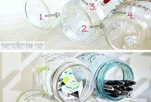 DIY üveg - bottie, glass