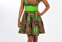 style of African dresses