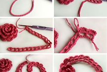 Crochet Tips/Stitches / by Sarah Andrade