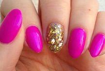 Hair,nails and make-up❤️