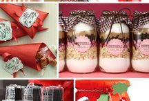 holiday/gift food