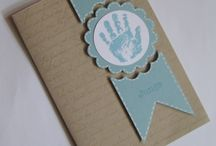 Cards / Baby Cards-Baby kaarten
