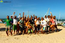 Kitesurfing Camps / #kitesurfing #camps in Brazil, Spain and others great #kite spots. We teach beginners and advanced riders.