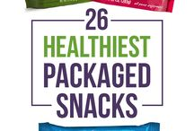 Healthy Snacks and Foods